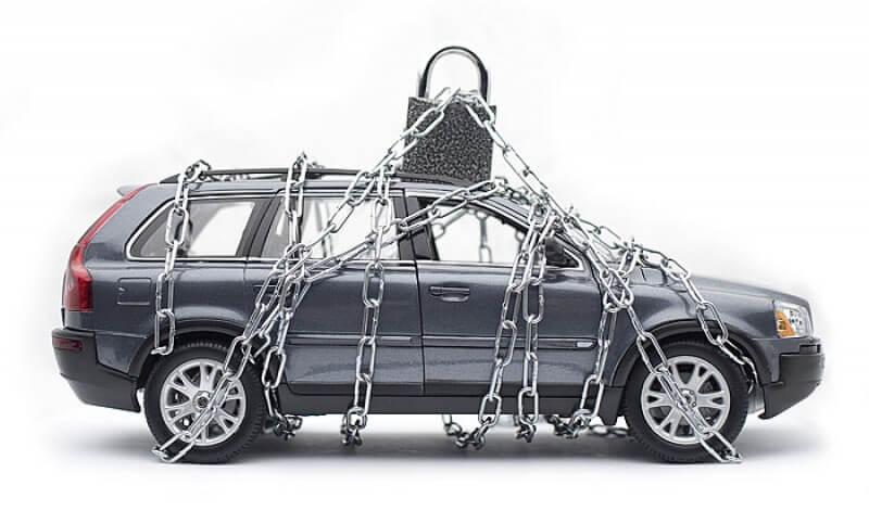 Проверка автомобиля на арест